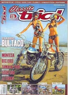 CLASSIC TRIAL MAGAZINE - Issue 10 (NEW COPY)