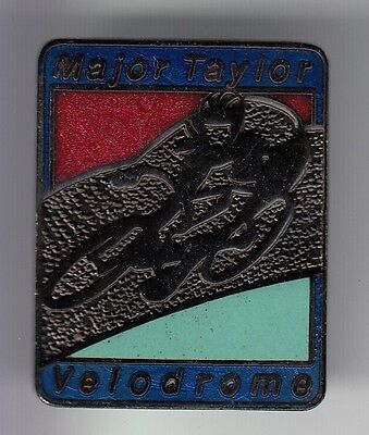 Rare Pins Pin's .. Velo Cyclisme Cycling Team Major Taylor Usa Indianapolis ~C7