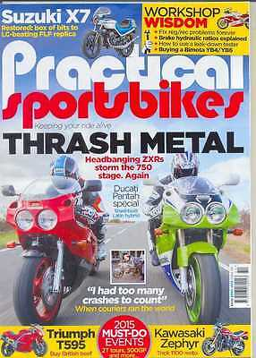 PRACTICAL SPORTSBIKES N.54-70,80,90's Bikes(NEW)*Post included to UK/Europe/USA