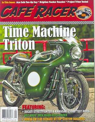 CAFE RACER USA No.32 A-May 2014 (NEW COPY)  *Post included to UK/Europe/USA
