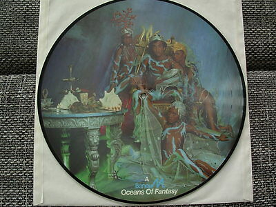 Boney M. - Lp--Oceans Of Fantasy - Pictures Disc , Top Excellent