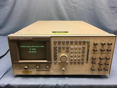 Hp Agilent 8922M GSM Radio Test Set  TESTED