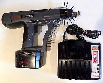 Senco DuraSpin DS203-14V Drywall Screw Gun With Battery & Charger