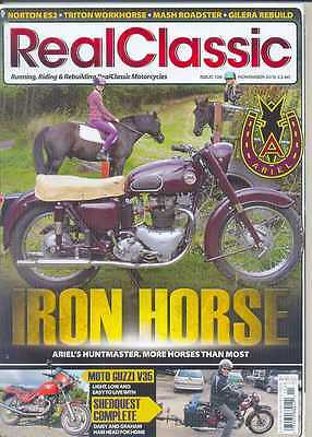 REAL CLASSIC No.139 / November 2015 (NEW) *Post included to UK/Europe/USA