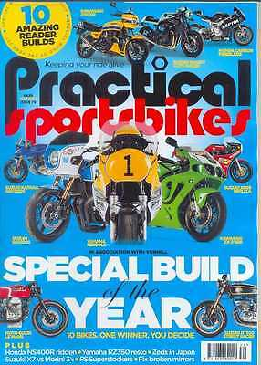 PRACTICAL SPORTSBIKES N.79-70,80,90's Bikes(NEW)*Post included to UK/Europe/USA