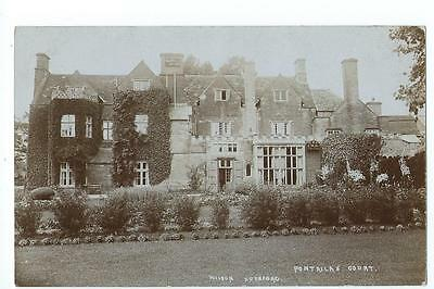Herefordshire RP by Wilson of Pontrilas Court @1908