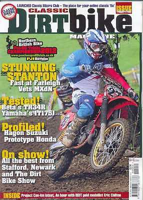 CLASSIC DIRT BIKE-No.22-(NEW COPY) *Post included to UK/Europe/USA/Canada