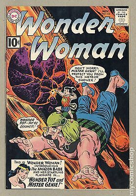 Wonder Woman (1942-1986 1st Series DC) #126 FN+ 6.5