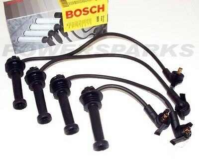 FORD Fiesta Mk4 Courier 1.4i [96] 01.96-05.98 BOSCH IGNITION SPARK HT LEADS B805