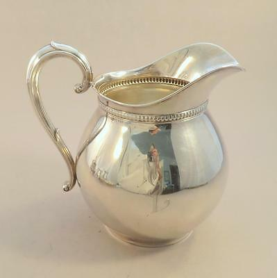 Wallace Sterling Pitcher 5 Pints 1460