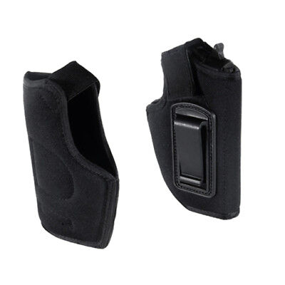 Leapers PVC-H388B UTG Concealed Carry ITP Belt Holster RH Polyester Black