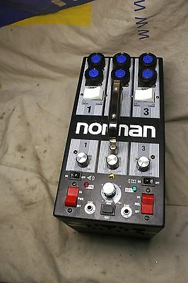 Norman P24/24 Cont, Variable50 to 2400 WS power pack Sym/Asym Works Great W/Man