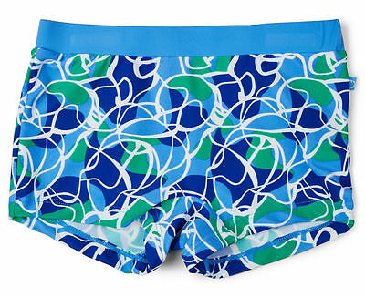 NEW PLUM BLUE BABY BOYS SWIM TRUNK SHORTS PANTS SPF50+ SIZE 00,0 CHLORINE RESIst