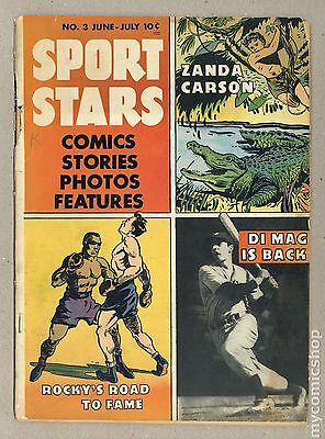 Sport Stars (1946 Parents') #3 FR/GD 1.5
