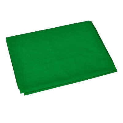 Neewer 6x9ft/1.8x2.8m Photo Studio 100% Pure Muslin Collapsible Backdrop (Green)