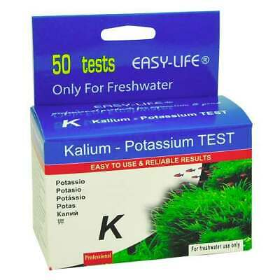 Easy-Life Potassium (K) Test Kit (+/- 50 Tests)