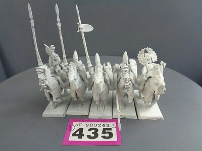 Warhammer Age of Sigmar High Elves Silver Helms 435
