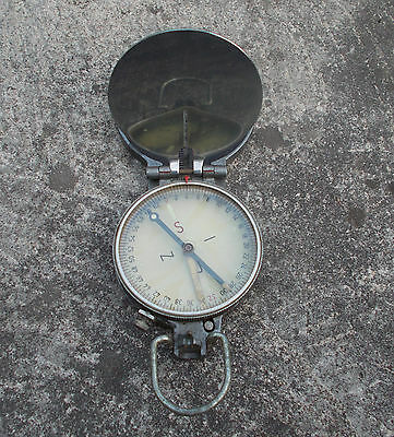 Sfrj Yugoslavia (1945 - 1992) - Original M-49 Jna Army Compass (Good Used)