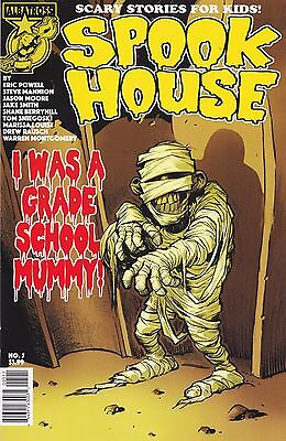 SPOOK HOUSE (2016) #5 New Bagged
