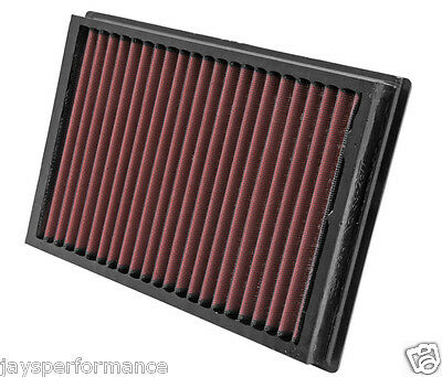 Kn Air Filter (33-2877) Replacement High Flow Filtration