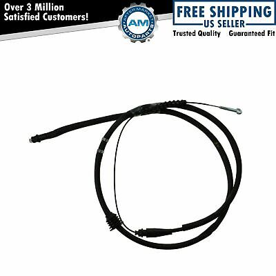 Front Emergency Parking Brake Release Cable for 89-95 Toyota Pickup 4WD 4x4