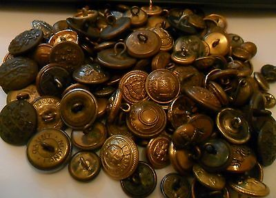 Huge Pile of 145 x Assorted Buttons