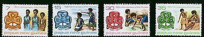Papua Girl Guides Scout Badge Mint Stamps From Papua New Guinea Pacific Ocean