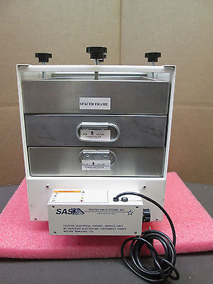Sentry Air Systems SS-340-DCH SS-300 Portable Fume Extractor HEPA Air Filter