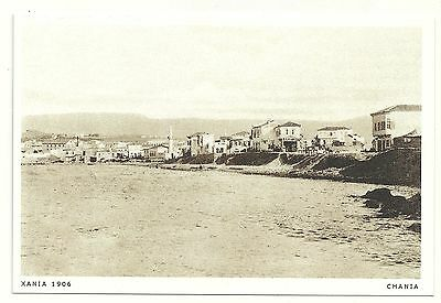 Postcard unposted Greece Xania Chania Koum Kapi 1906 (49)
