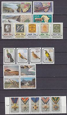 South Africa - 1990 - Year Issues - Mnh Sets - Various Topical Sets - Complete