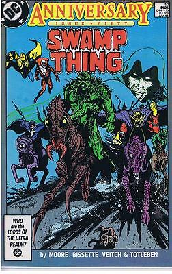 DC Swamp Thing #50 Anniversary Issue 1st Appearance Justice League Dark