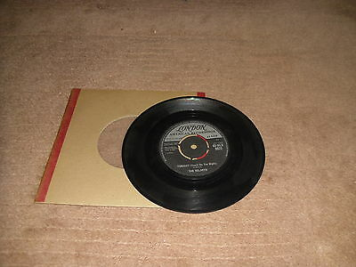 """The Velvets Tonight Could Be The Night / Spring Fever 7"""" vinyl 1961 R&B Doo-Wop"""