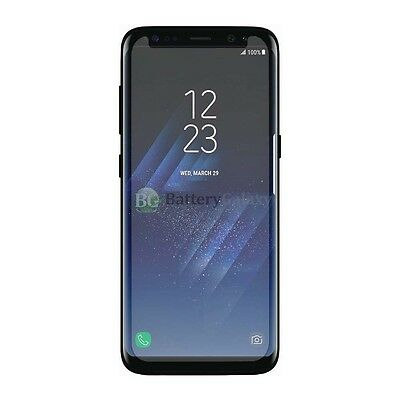 100X LCD Ultra Clear HD Screen Protector for Android Phone Samsung Galaxy S8 HOT