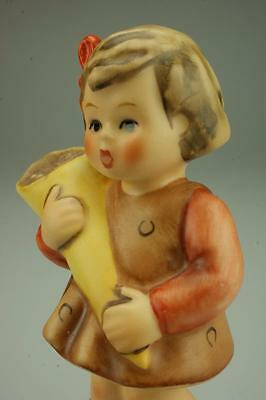 M.I. Hummel Goebel #549/3/0 A Sweet Offering TMK7 Figurine with Original Box
