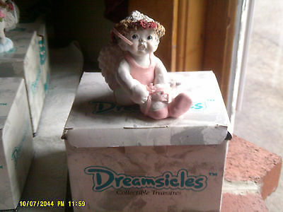 """Dreamsicles 1995 """"Tiny Dancer"""" Figurine DC165 New FREE SHIPPING(*)"""