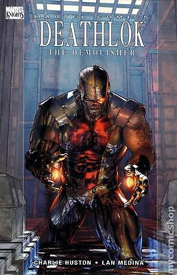 Deathlok The Demolisher TPB (2011 Marvel Knights) #1-1ST NM