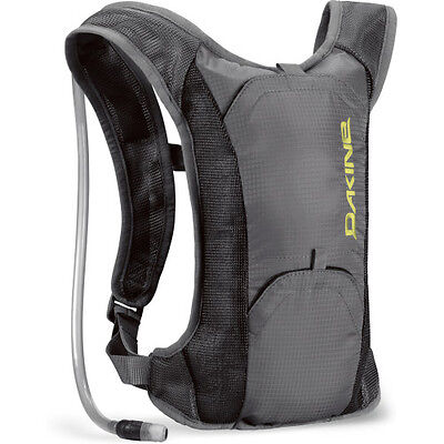 Dakine Waterman Hydration Unisex Rucksack Surf Backpack - Charcoal One Size