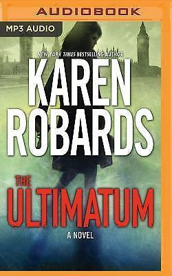 The Guardian: The Ultimatum 1 by Karen Robards (2017, MP3 CD, Unabridged)