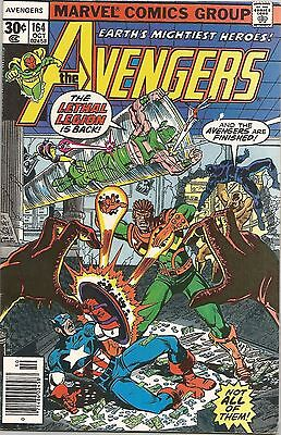 AVENGERS (1966) #164 Back Issue (S)
