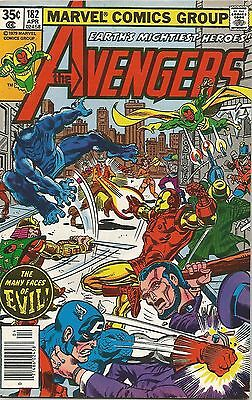 AVENGERS (1966) #182 Back Issue (S)