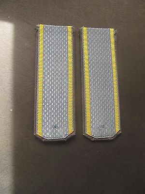 Russian Military  Genuine Pair Of Uniform Shoulder Badges No 5