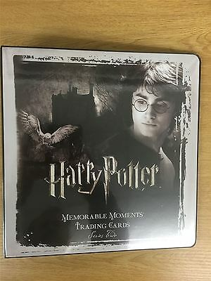 Harry Potter Memorable Moments Series Two Official Artbox Binder