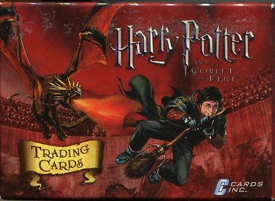 Harry Potter And The Goblet Of Fire UK Exclusive Factory Set