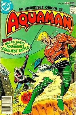 Aquaman (1962 1st Series) #58 FN+ 6.5
