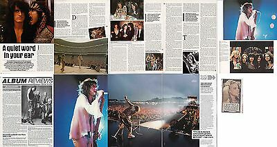 AEROSMITH : CUTTINGS COLLECTION -interviews-