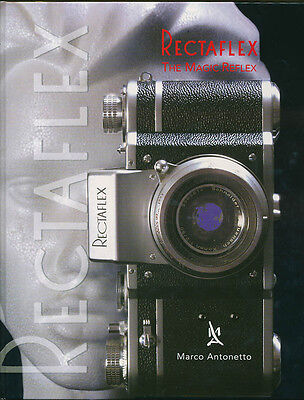 Rectaflex The magic Reflex book by Marco Antonetto in inglese