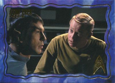 Star Trek 50th Anniversary 'The Cage' Chase Card #52