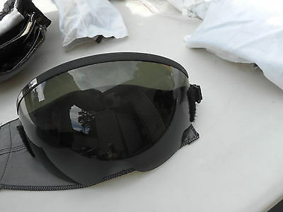HGU-55/P Dark Visor With Protective Cover For MBU-12?P Oxygen Mask