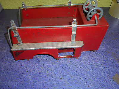 tonka ford fire truck bed for parts