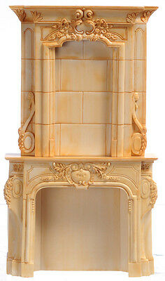 Dolls House Fireplace and mantle